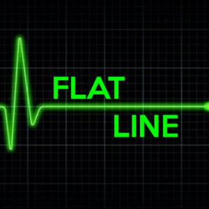 flat-line